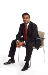 Sumesh Chetty from Investec Asset Management
